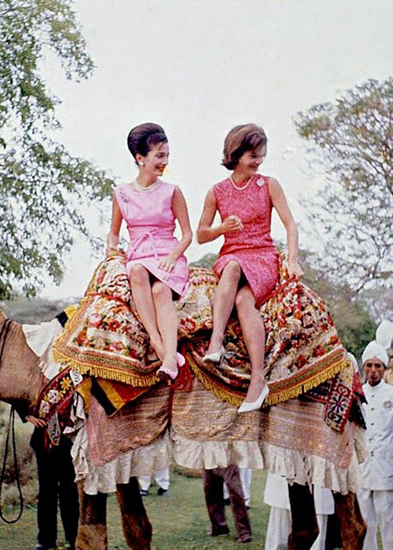 22a Lee Radizwell and Jackie in Pakistan.jpg