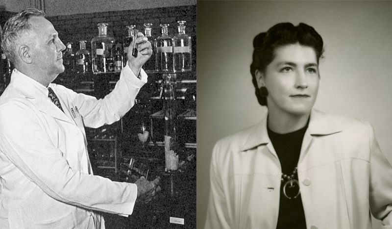 47 Dr. Oschner and Mary Sherman.jpg