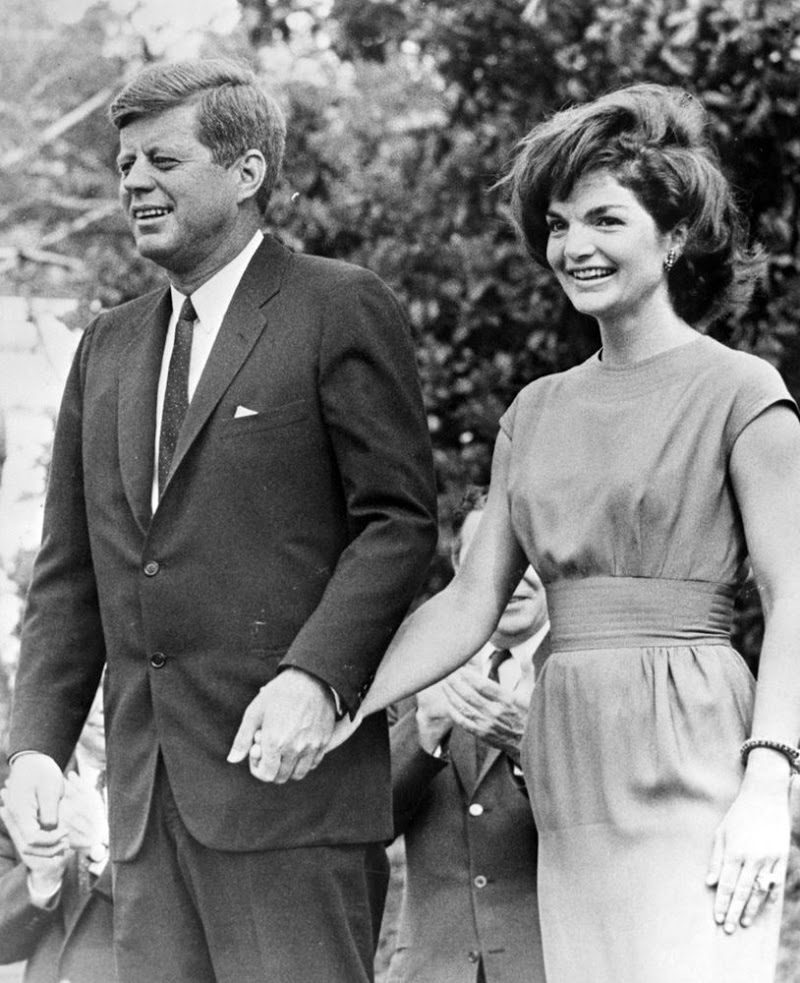 56 JFK-And-Jackie-Kennedy-May-22-1962