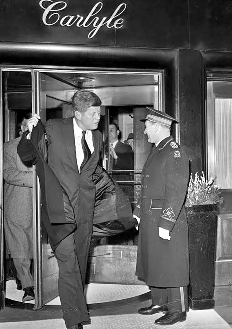 60d kennedy leaving the Carlyle.jpg