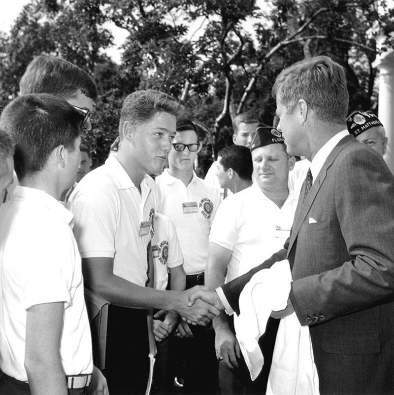 61a Clinton meets JFK.jpg