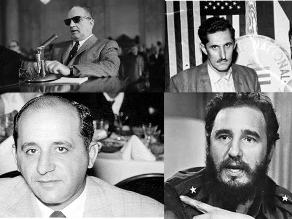 The men responsible for killing jfk