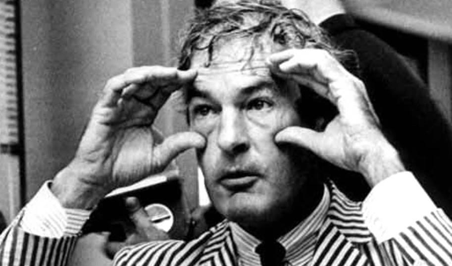 LSD guru Timothy Leary