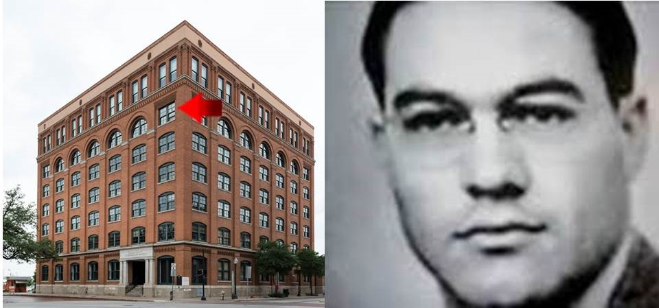 Mac Wallace was on the 6th floor of the TSBD.