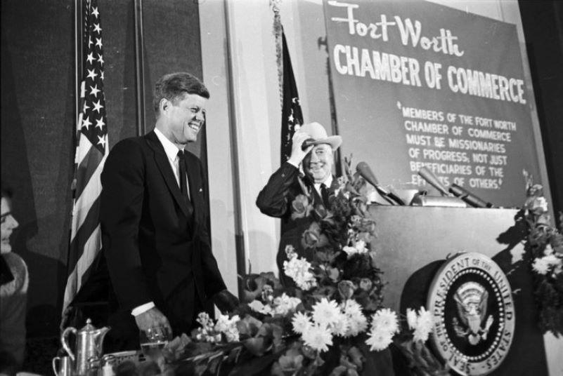 JFK last speech