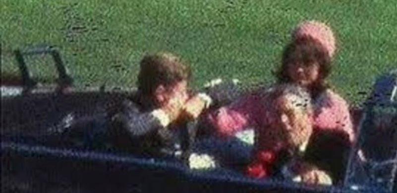 JFK throat shot