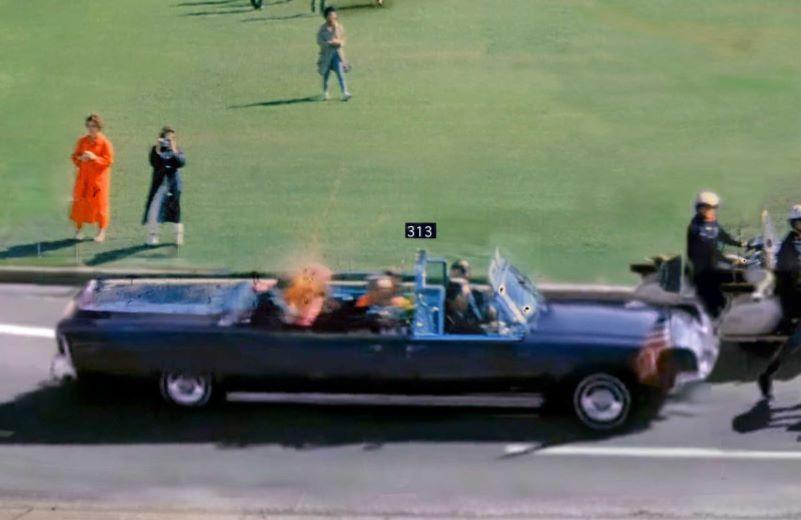 JFK head shot
