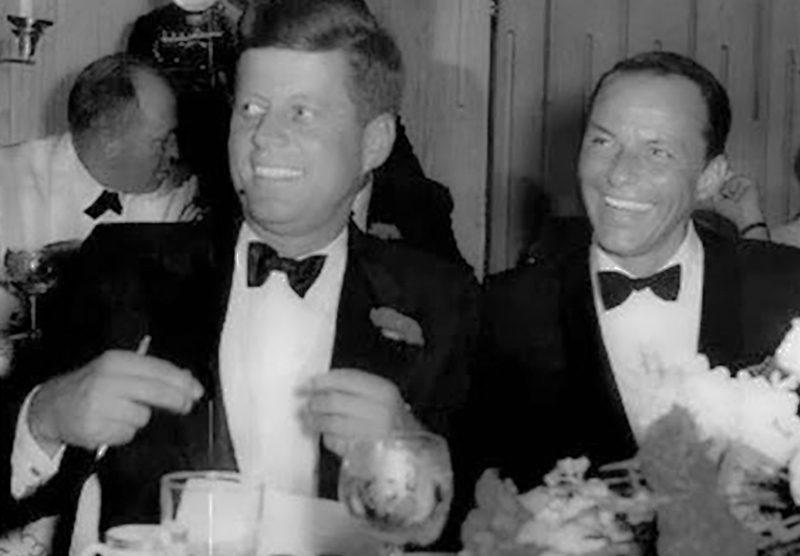 33b JFK with Sinatra