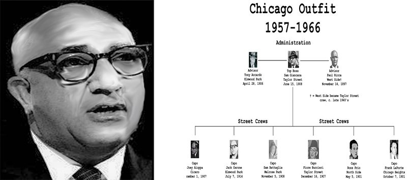 39 Chicago Outfit Tree