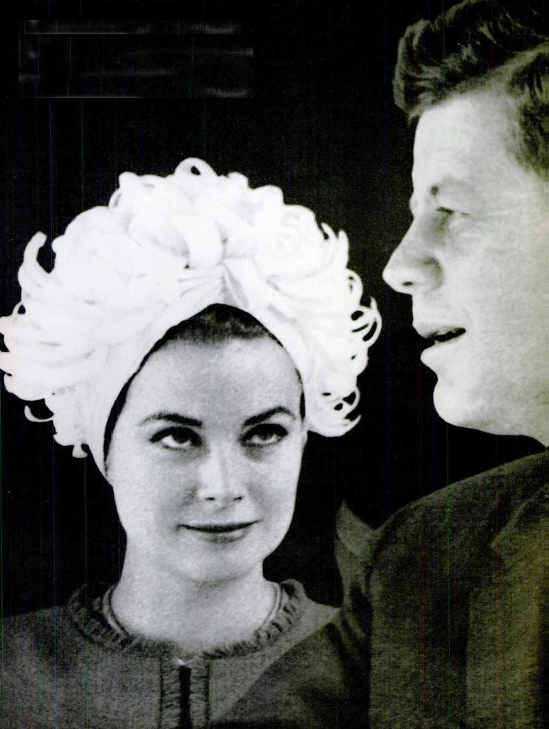 54a Grace-Kelly-And-President-John-F-Kennedy-May-24-1961