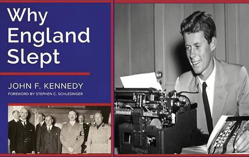 JFK why england slept