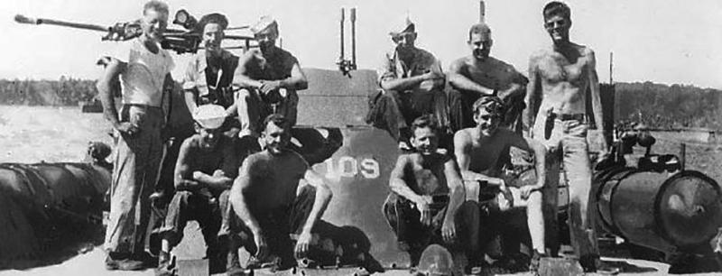 USS PT 109