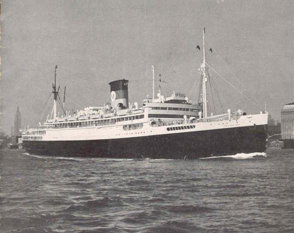 cruise ship argentina