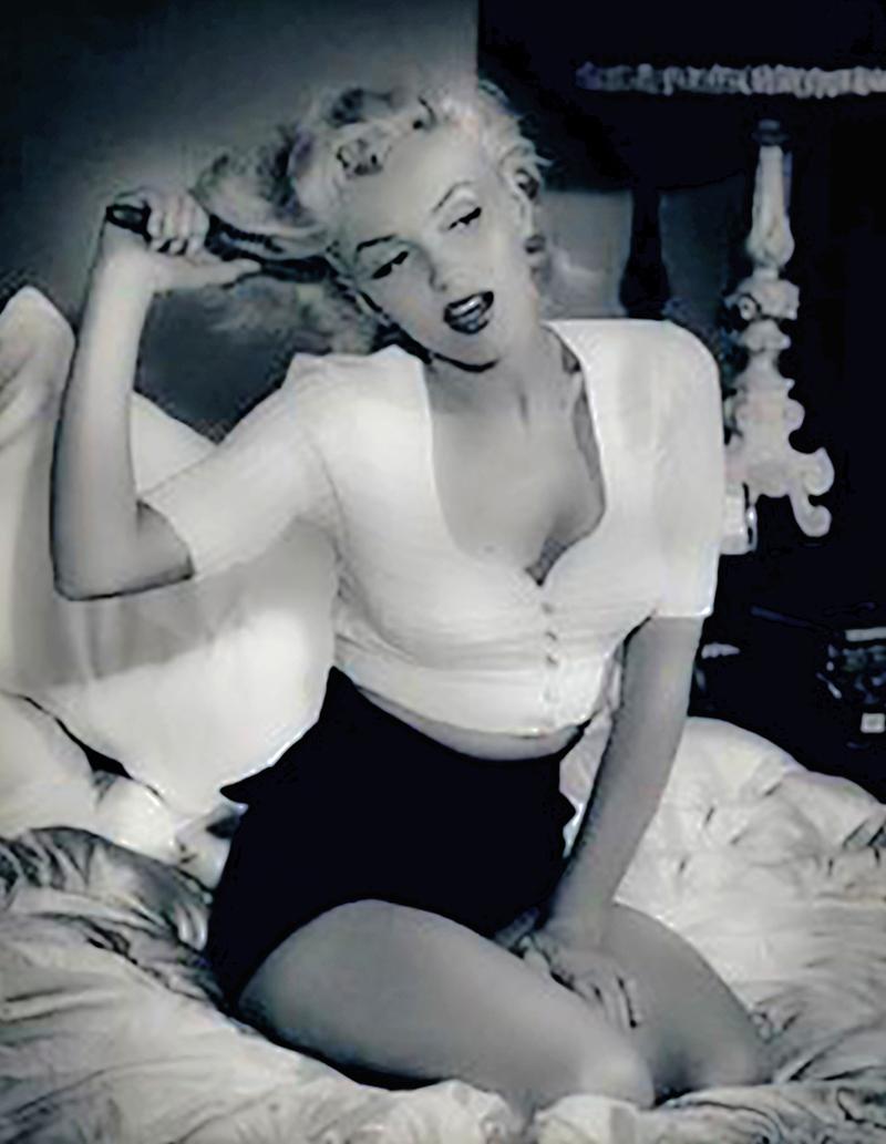1954 Marilyn Monroe