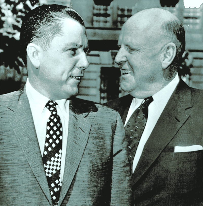 jimmy hoffa and dave beck