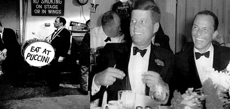 34 Sinatra at Puccinis