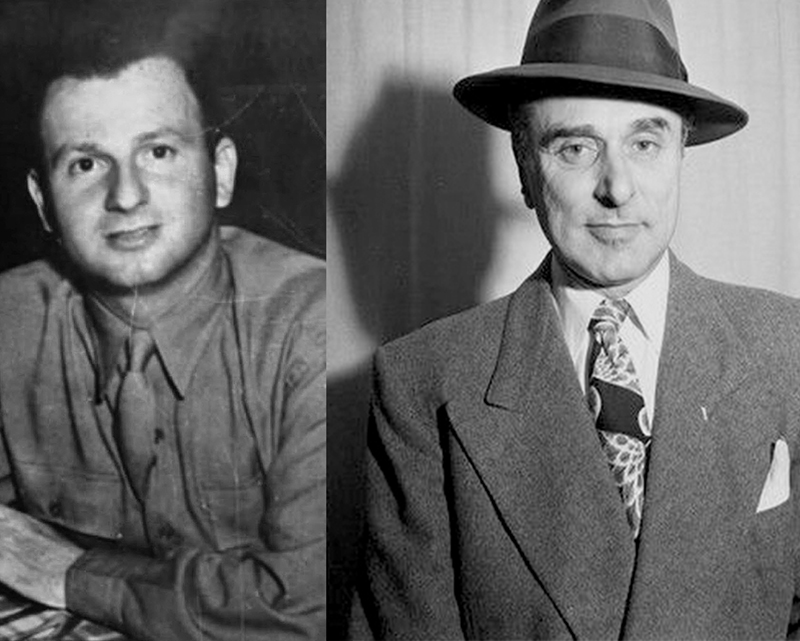 44 Jack Ruby and Johnny Roselli