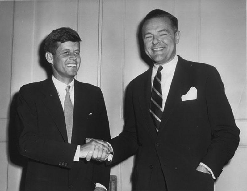 JFK WINS SENATE SEAT FROM HENRY CABOT LODGE