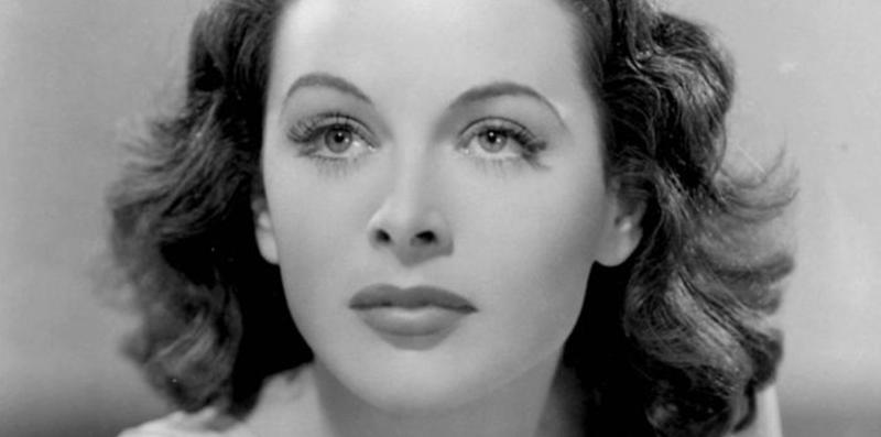 53 Hedy Lamarr