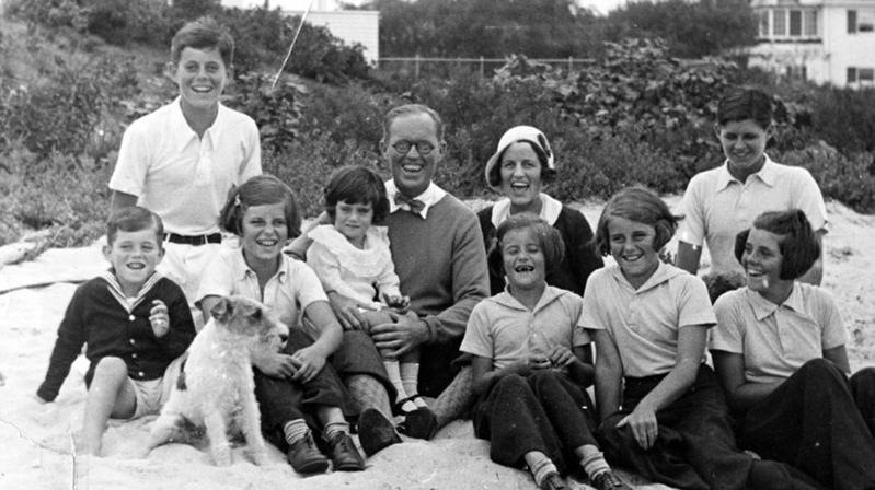 joseph Kennedy Family in 1931