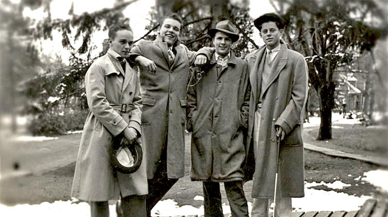 1933 Muckers Club