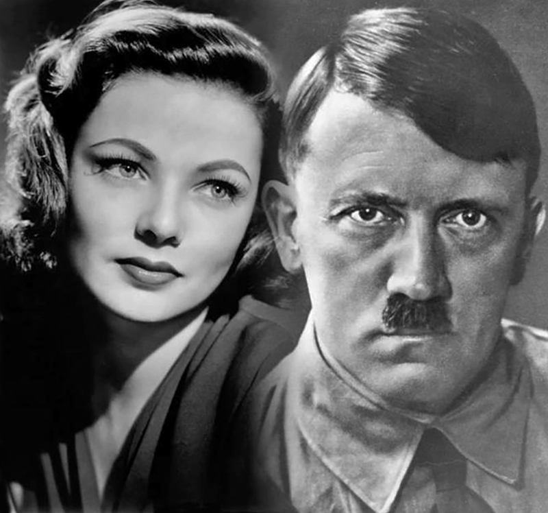 Arvard and Hitler