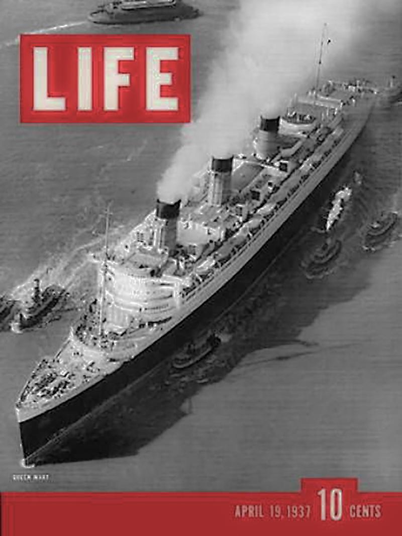 9 1937 Queen Elizabeth
